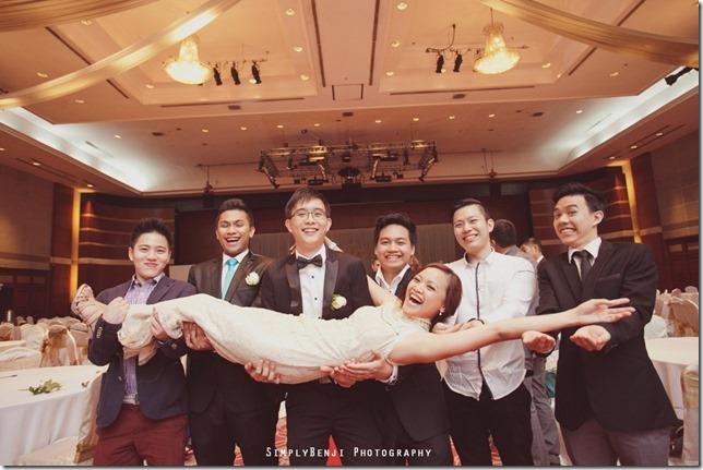 171_Flamingo Hotel Jalan Ampang_Wedding Reception Dinner