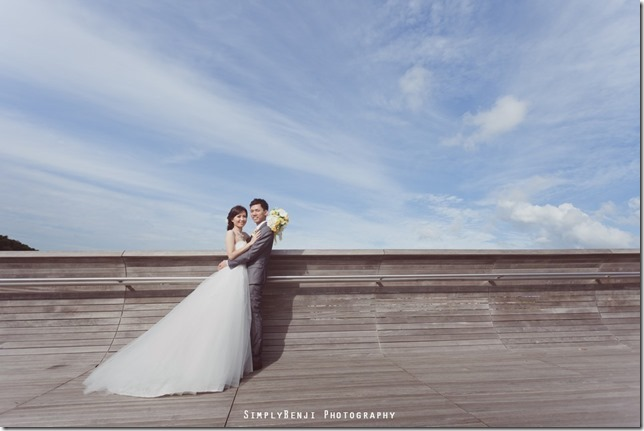 011_Singapore_Henderson Waves Bridge_Pre-wedding_Prewedding