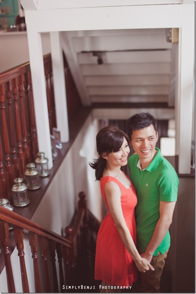 036_Singapore_The Loft Cafe_Pre-wedding_Prewedding