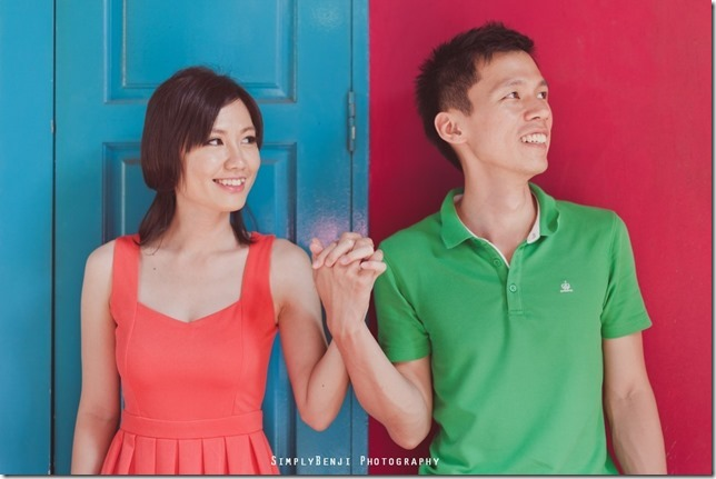 043_Singapore_Haji Lane_Pre-wedding_Prewedding