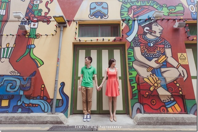 050_Singapore_Haji Lane_Pre-wedding_Prewedding