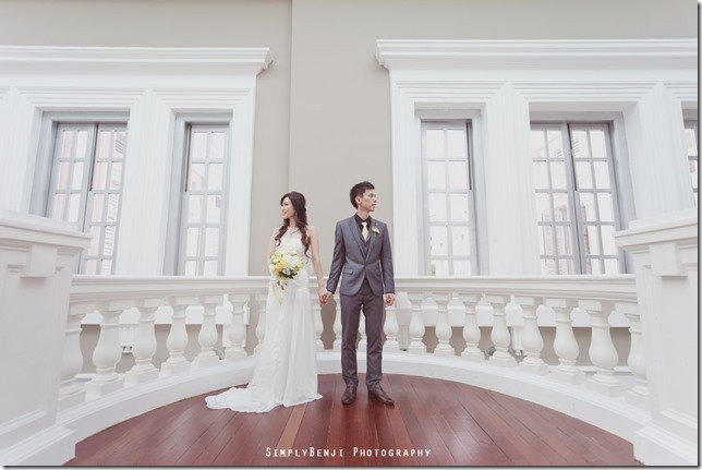 069_Singapore_National Museum of Singapore_Pre-wedding_Prewedding