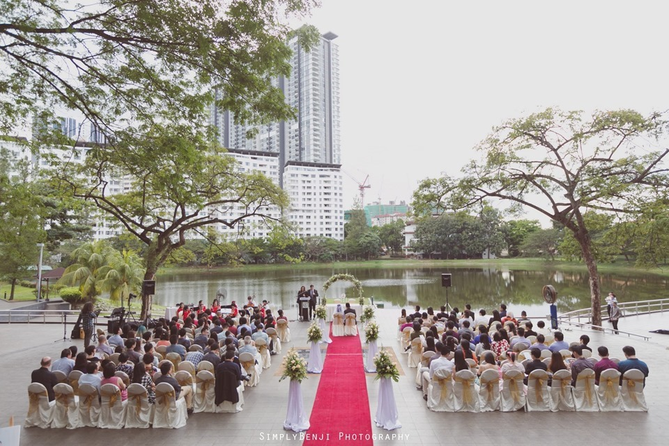 Kuala Lumpur_Christian Wedding_Chinese Actual Day_Wedding Reception at Flamingo Hotel_Jalan Ampang_KLPhotographer_026