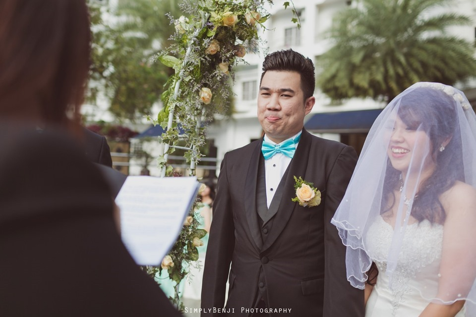 Kuala Lumpur_Christian Wedding_Chinese Actual Day_Wedding Reception at Flamingo Hotel_Jalan Ampang_KLPhotographer_027