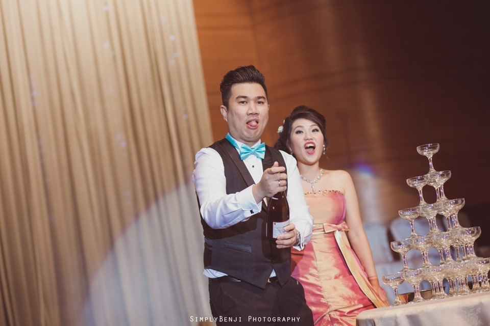Kuala Lumpur_Christian Wedding_Chinese Actual Day_Wedding Reception at Flamingo Hotel_Jalan Ampang_KLPhotographer_042