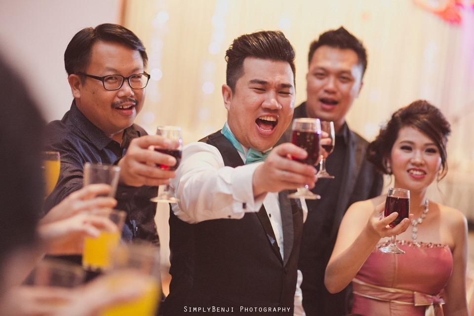 Kuala Lumpur_Christian Wedding_Chinese Actual Day_Wedding Reception at Flamingo Hotel_Jalan Ampang_KLPhotographer_050