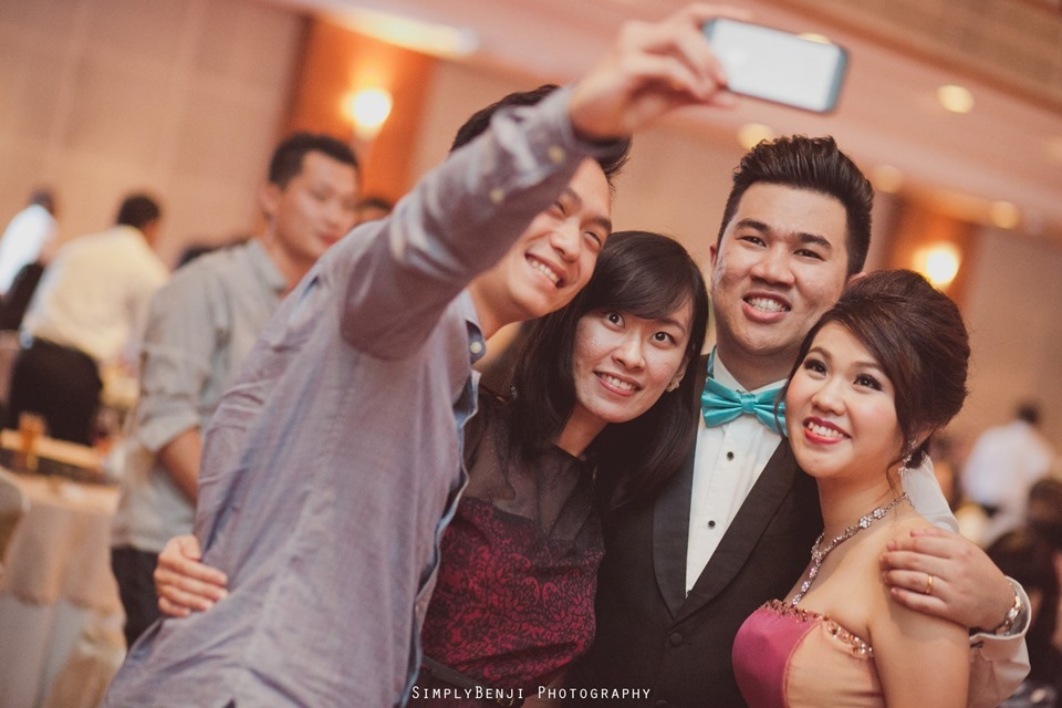 Kuala Lumpur_Christian Wedding_Chinese Actual Day_Wedding Reception at Flamingo Hotel_Jalan Ampang_KLPhotographer_054
