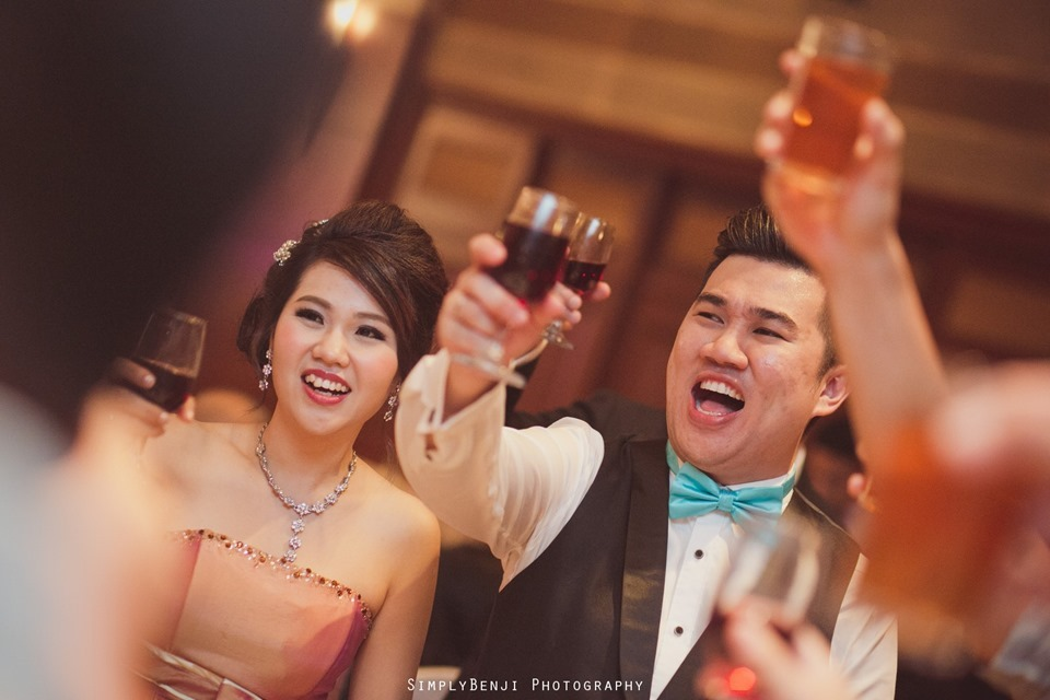Kuala Lumpur_Christian Wedding_Chinese Actual Day_Wedding Reception at Flamingo Hotel_Jalan Ampang_KLPhotographer_056
