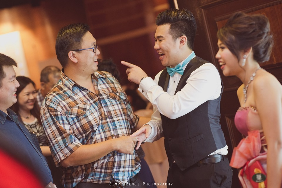 Kuala Lumpur_Christian Wedding_Chinese Actual Day_Wedding Reception at Flamingo Hotel_Jalan Ampang_KLPhotographer_058