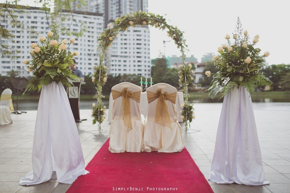 Kuala Lumpur_Christian Wedding_Chinese Actual Day_Wedding Reception at Flamingo Hotel_Jalan Ampang_KLPhotographer_079