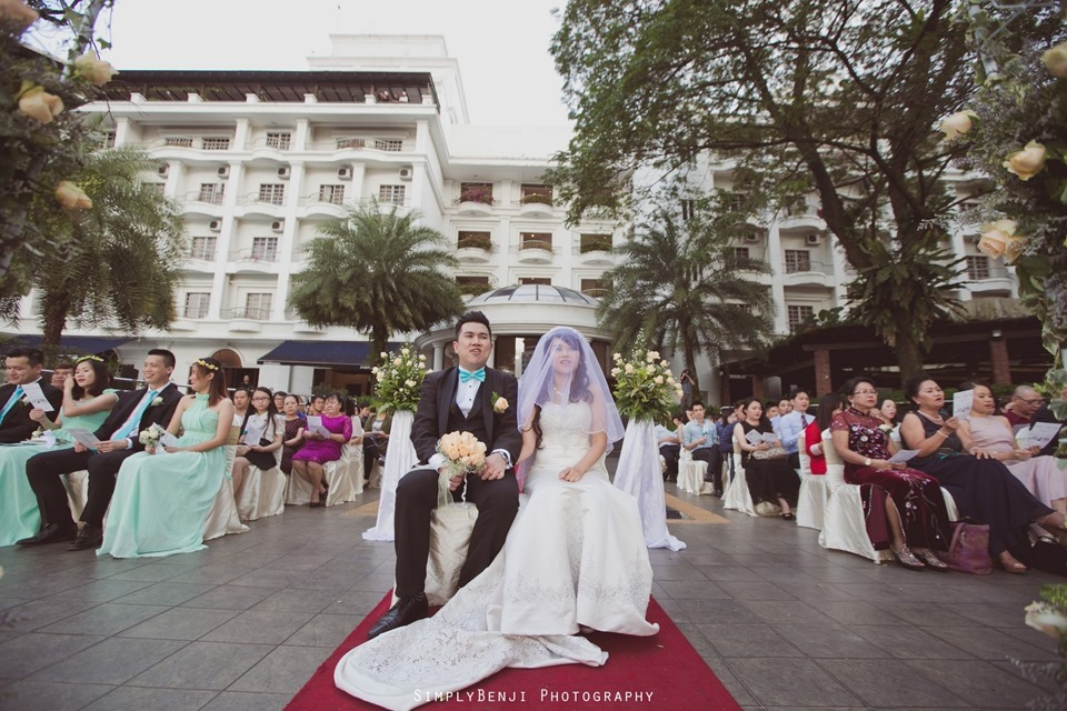 Kuala Lumpur_Christian Wedding_Chinese Actual Day_Wedding Reception at Flamingo Hotel_Jalan Ampang_KLPhotographer_092