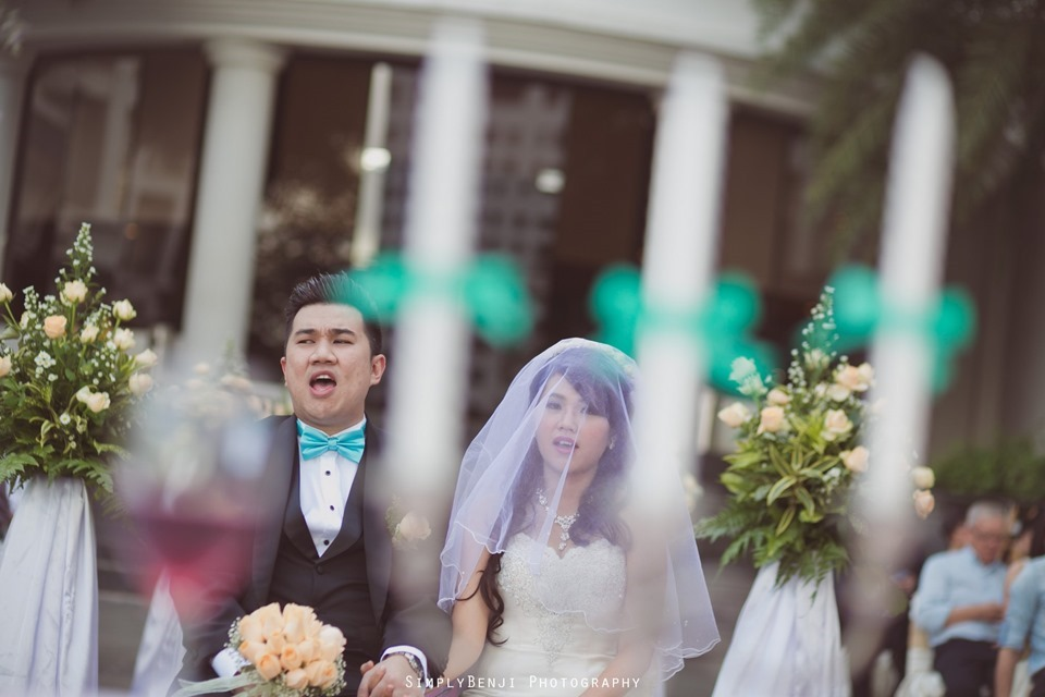 Kuala Lumpur_Christian Wedding_Chinese Actual Day_Wedding Reception at Flamingo Hotel_Jalan Ampang_KLPhotographer_093
