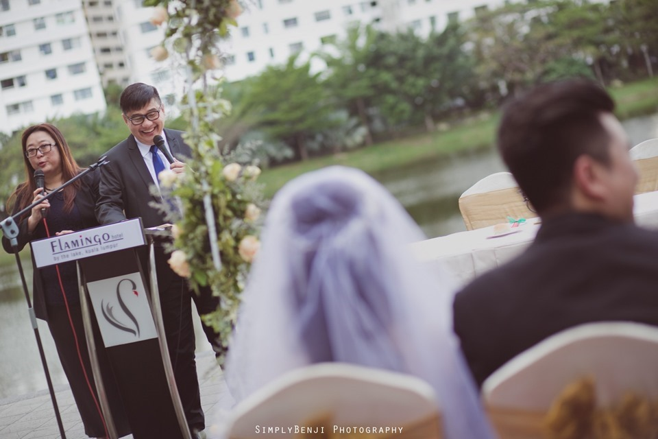 Kuala Lumpur_Christian Wedding_Chinese Actual Day_Wedding Reception at Flamingo Hotel_Jalan Ampang_KLPhotographer_095