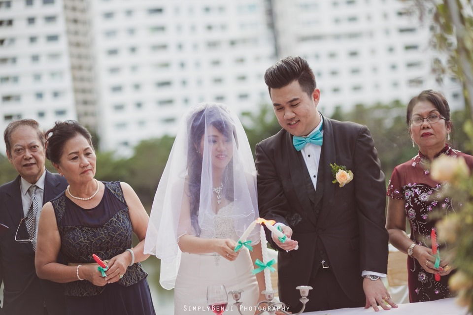 Kuala Lumpur_Christian Wedding_Chinese Actual Day_Wedding Reception at Flamingo Hotel_Jalan Ampang_KLPhotographer_098