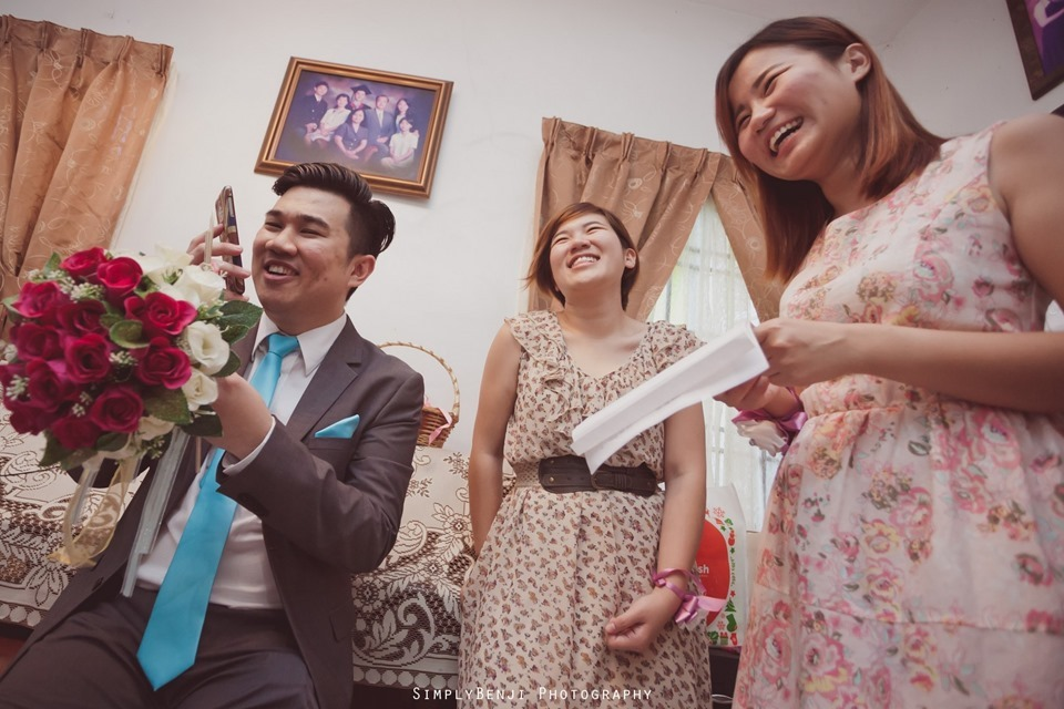 Kuala Lumpur_Christian Wedding_Chinese Actual Day_Wedding Reception at Flamingo Hotel_Jalan Ampang_KLPhotographer_124