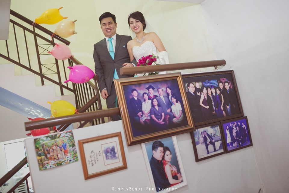 Kuala Lumpur_Christian Wedding_Chinese Actual Day_Wedding Reception at Flamingo Hotel_Jalan Ampang_KLPhotographer_130