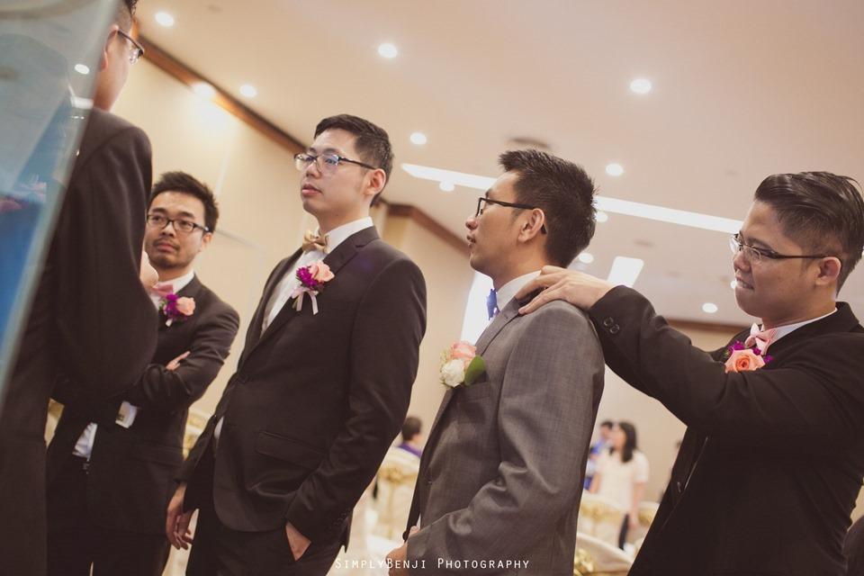 Kuala Lumpur_ROM Ceremony and Wedding Reception at Renaissance Kuala Lumpur Hotel_Actual Day_Chinese Wedding_034