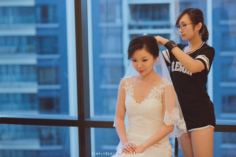 Chinese Christian Church Wedding_E&O Residences Kuala Lumpur_KL Photographer_0018