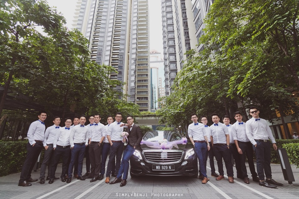 Chinese Christian Church Wedding_E&O Residences Kuala Lumpur_KL Photographer_0027