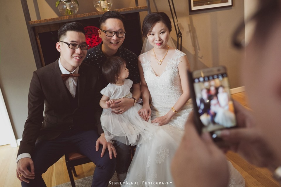 Chinese Christian Church Wedding_E&O Residences Kuala Lumpur_KL Photographer_0064