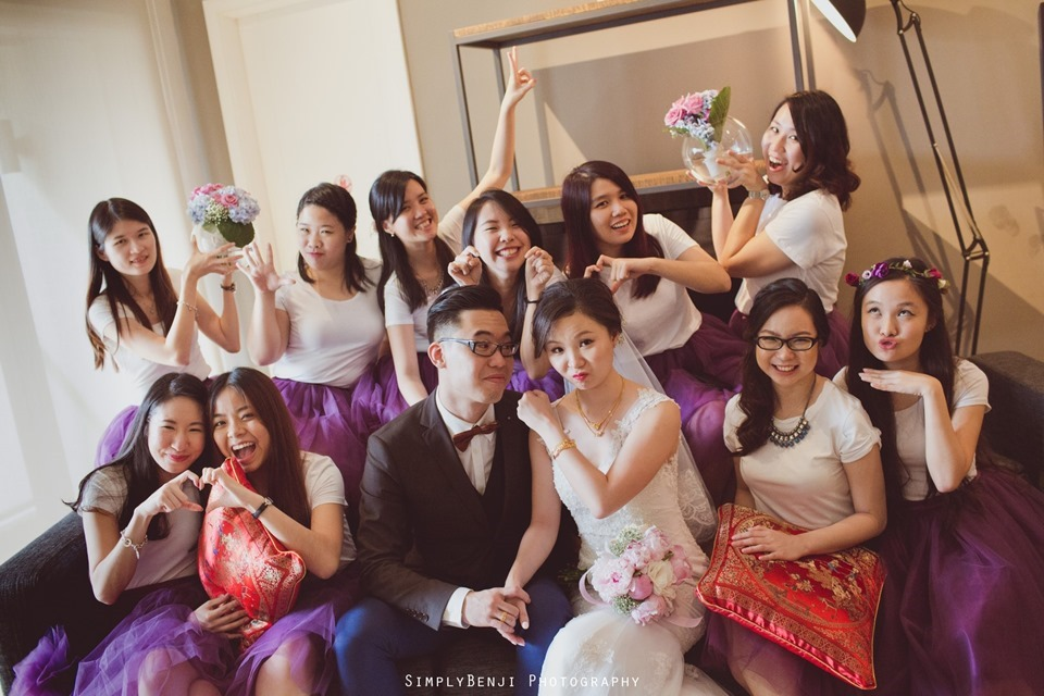 Chinese Christian Church Wedding_E&O Residences Kuala Lumpur_KL Photographer_0069