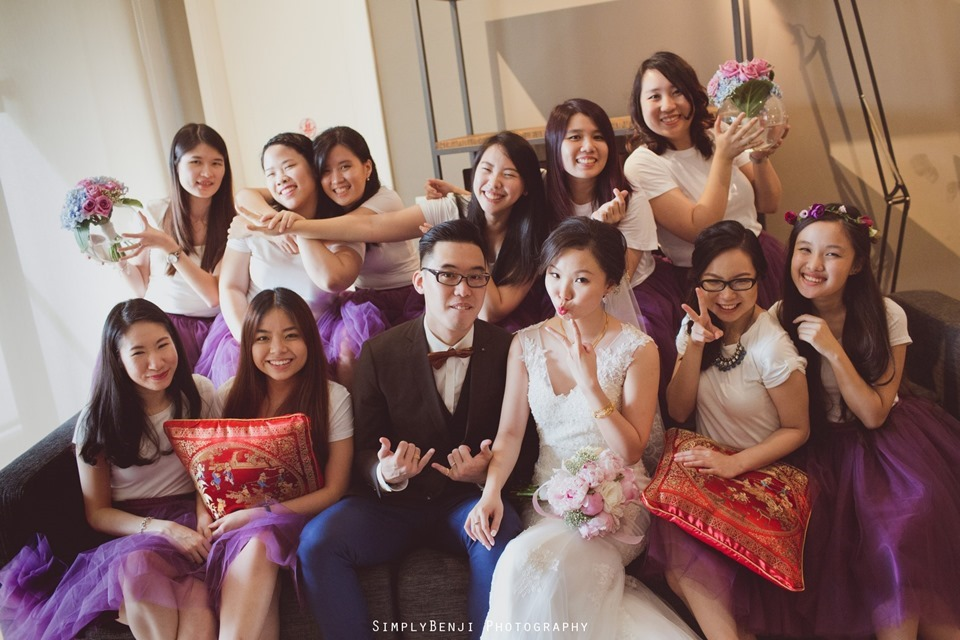 Chinese Christian Church Wedding_E&O Residences Kuala Lumpur_KL Photographer_0070