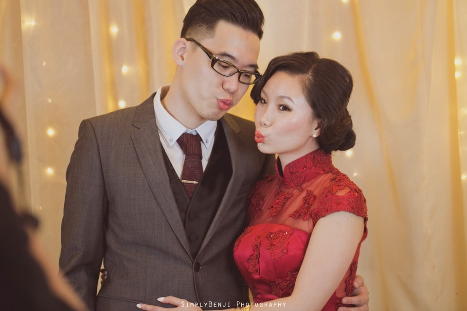 Chinese Christian Church Wedding_Extra Super Tanker Restaurant @ The Club Bukit Utama_KL Photographer_0024