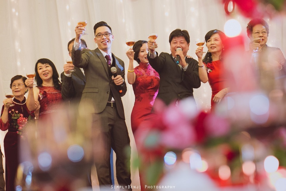 Chinese Christian Church Wedding_Extra Super Tanker Restaurant @ The Club Bukit Utama_KL Photographer_0030