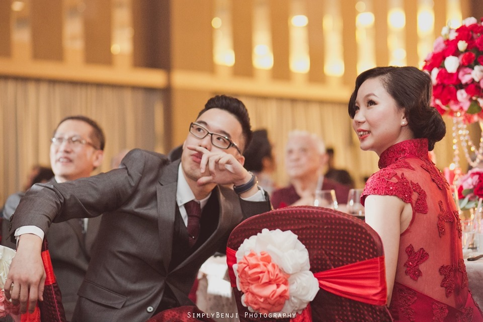 Chinese Christian Church Wedding_Extra Super Tanker Restaurant @ The Club Bukit Utama_KL Photographer_0033