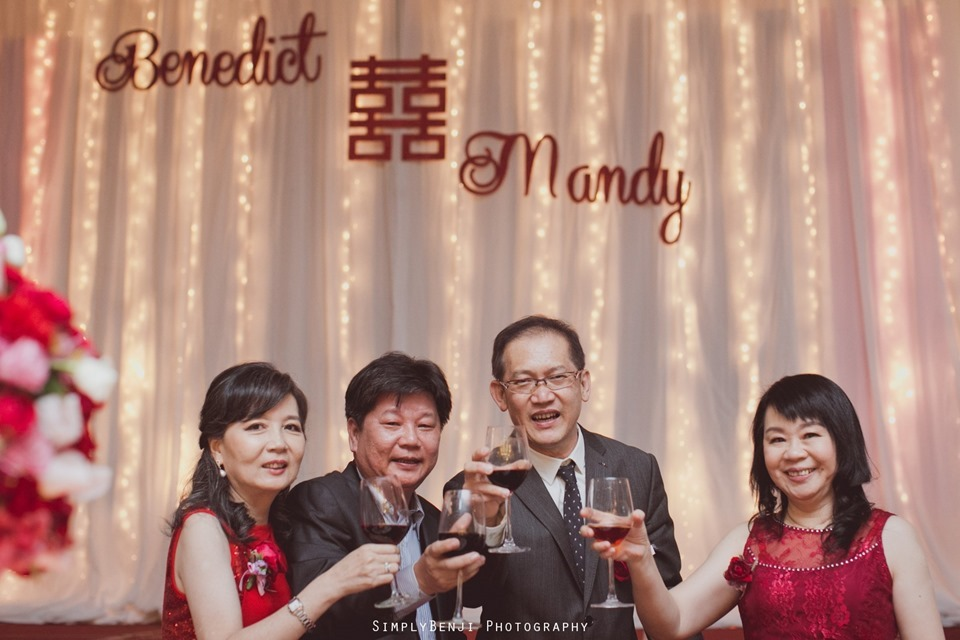 Chinese Christian Church Wedding_Extra Super Tanker Restaurant @ The Club Bukit Utama_KL Photographer_0036