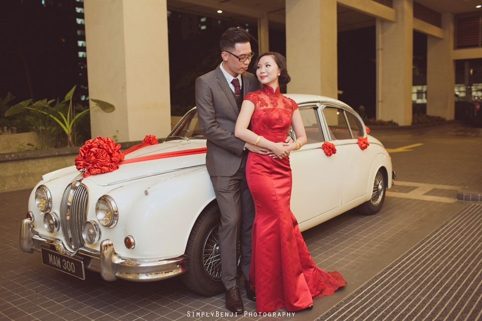 Chinese Christian Church Wedding_Extra Super Tanker Restaurant @ The Club Bukit Utama_KL Photographer_0039