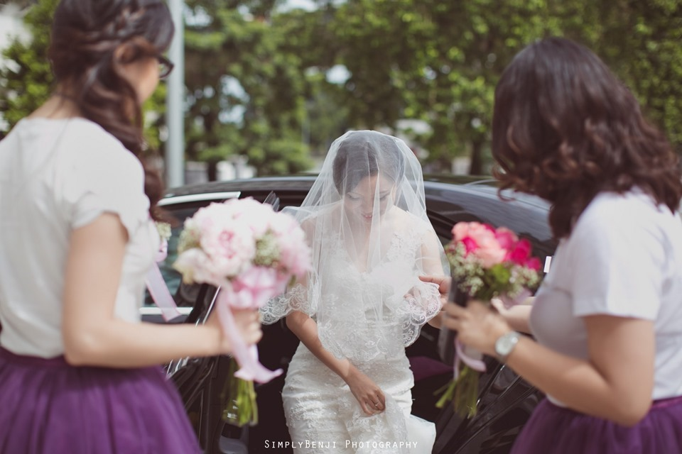 Chinese Christian Church Wedding_Holy Rosary Catholic Church Kuala Lumpur_KL Photographer_0008