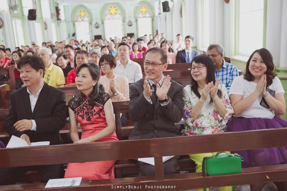 Chinese Christian Church Wedding_Holy Rosary Catholic Church Kuala Lumpur_KL Photographer_0031