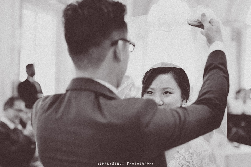 Chinese Christian Church Wedding_Holy Rosary Catholic Church Kuala Lumpur_KL Photographer_0034