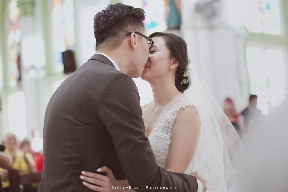 Chinese Christian Church Wedding_Holy Rosary Catholic Church Kuala Lumpur_KL Photographer_0036
