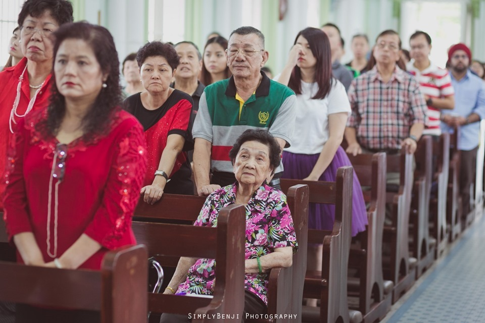 Chinese Christian Church Wedding_Holy Rosary Catholic Church Kuala Lumpur_KL Photographer_0039