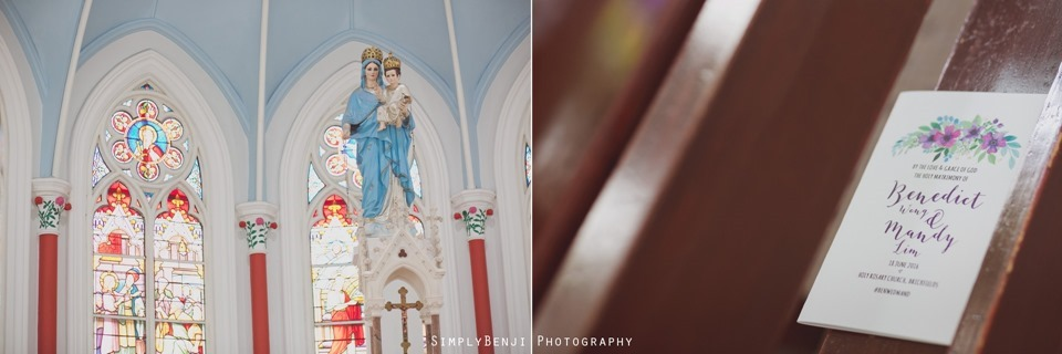 Chinese Christian Church Wedding_Holy Rosary Catholic Church Kuala Lumpur_KL Photographer_0040-horz