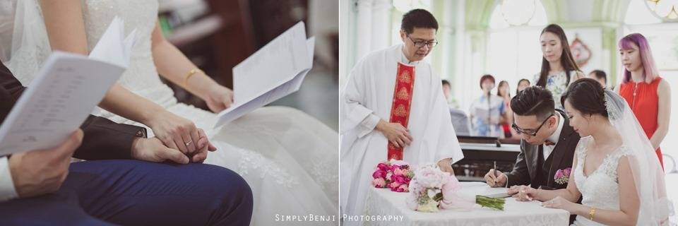 Chinese Christian Church Wedding_Holy Rosary Catholic Church Kuala Lumpur_KL Photographer_0043-horz