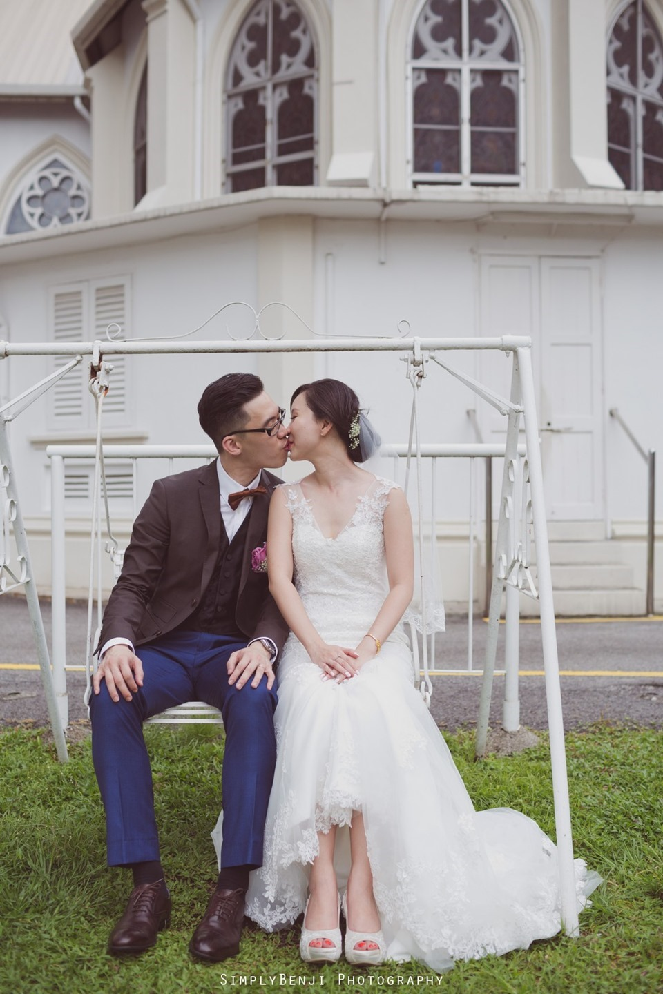 Chinese Christian Church Wedding_Holy Rosary Catholic Church Kuala Lumpur_KL Photographer_0060