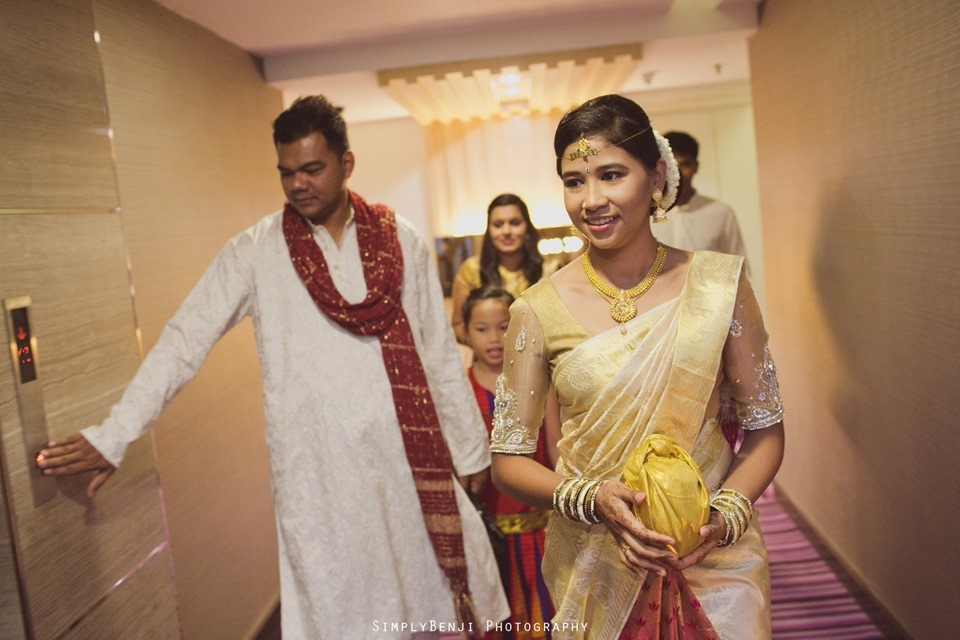 Tamil Wedding at Sri Anantha Vel Murugan Alayam Temple and Reception at Petaling Jaya Crystal Crown Hotel_KL Photographer_0027