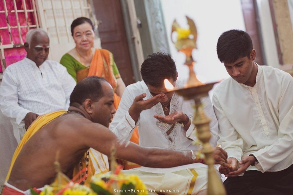 Tamil Wedding at Sri Anantha Vel Murugan Alayam Temple and Reception at Petaling Jaya Crystal Crown Hotel_KL Photographer_0038