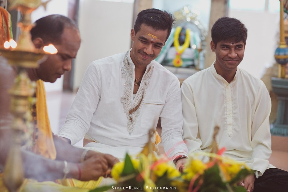Tamil Wedding at Sri Anantha Vel Murugan Alayam Temple and Reception at Petaling Jaya Crystal Crown Hotel_KL Photographer_0040
