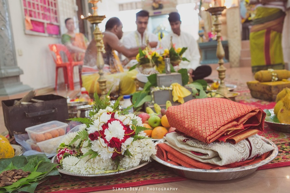 Tamil Wedding at Sri Anantha Vel Murugan Alayam Temple and Reception at Petaling Jaya Crystal Crown Hotel_KL Photographer_0049