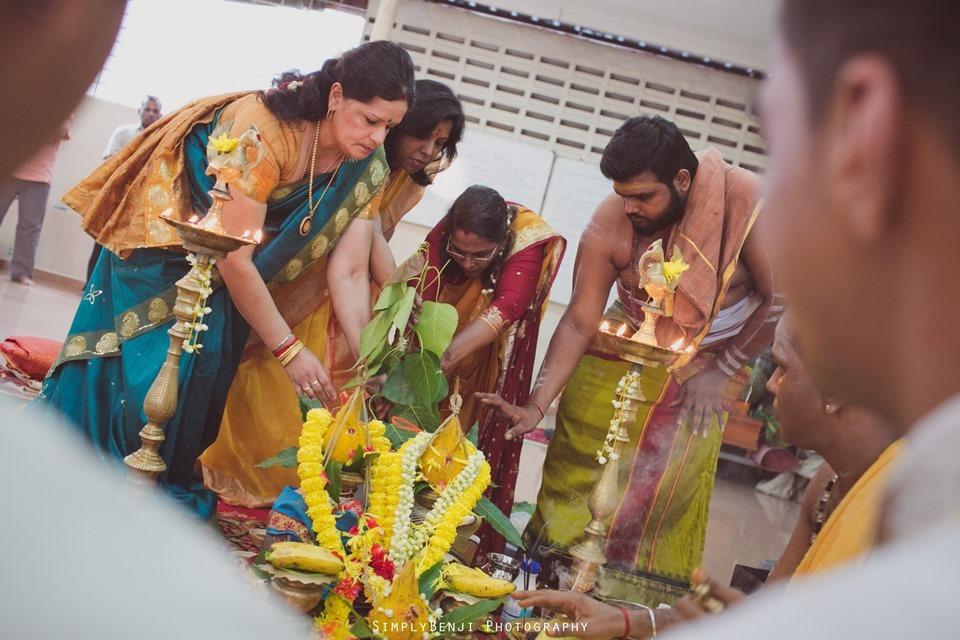 Tamil Wedding at Sri Anantha Vel Murugan Alayam Temple and Reception at Petaling Jaya Crystal Crown Hotel_KL Photographer_0050