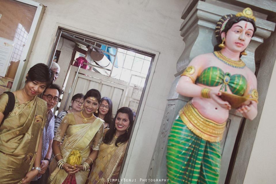 Tamil Wedding at Sri Anantha Vel Murugan Alayam Temple and Reception at Petaling Jaya Crystal Crown Hotel_KL Photographer_0058