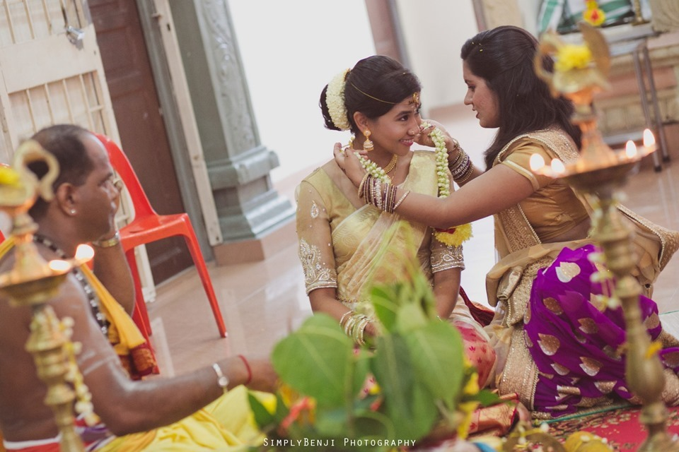 Tamil Wedding at Sri Anantha Vel Murugan Alayam Temple and Reception at Petaling Jaya Crystal Crown Hotel_KL Photographer_0059