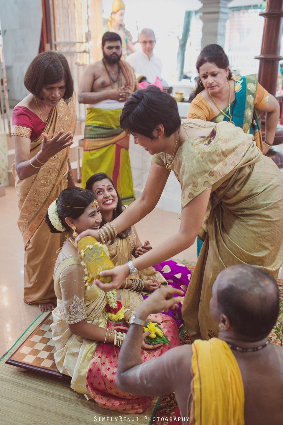 Tamil Wedding at Sri Anantha Vel Murugan Alayam Temple and Reception at Petaling Jaya Crystal Crown Hotel_KL Photographer_0066