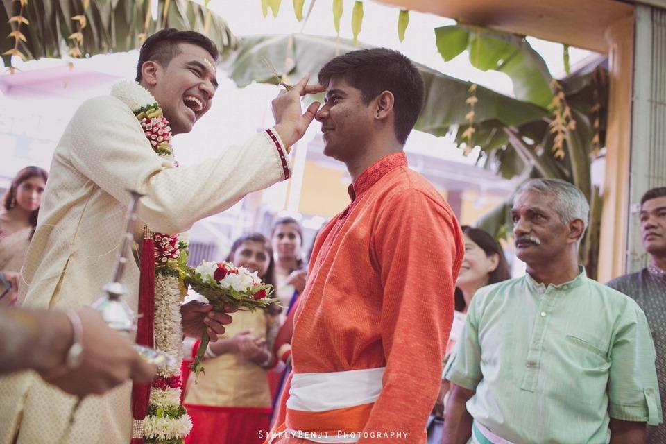 Tamil Wedding at Sri Anantha Vel Murugan Alayam Temple and Reception at Petaling Jaya Crystal Crown Hotel_KL Photographer_0076