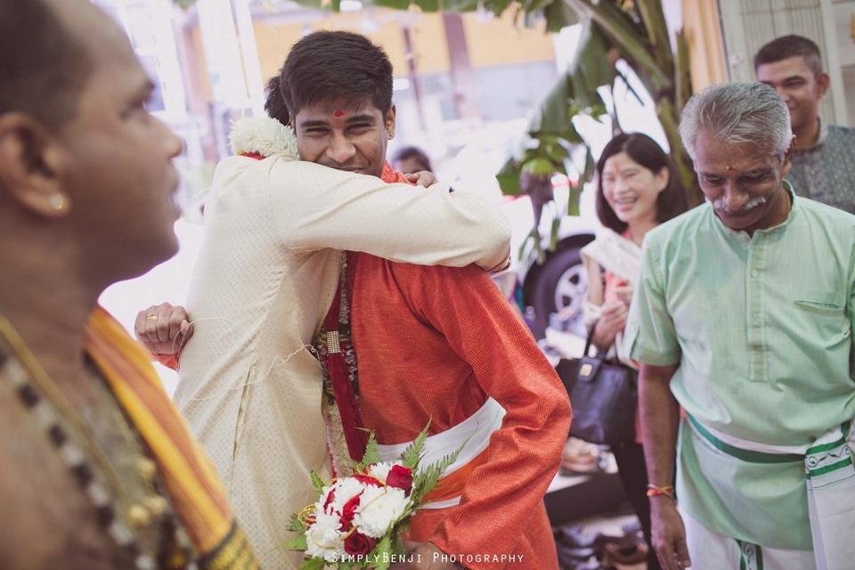 Tamil Wedding at Sri Anantha Vel Murugan Alayam Temple and Reception at Petaling Jaya Crystal Crown Hotel_KL Photographer_0079