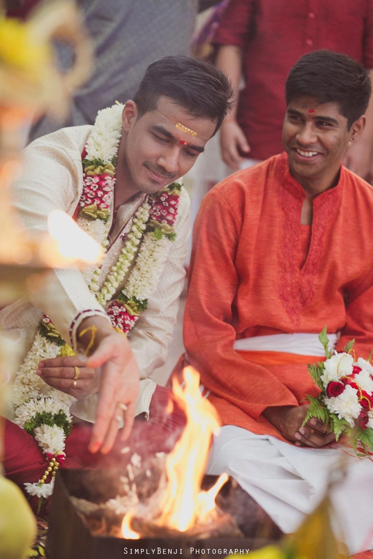 Tamil Wedding at Sri Anantha Vel Murugan Alayam Temple and Reception at Petaling Jaya Crystal Crown Hotel_KL Photographer_0083
